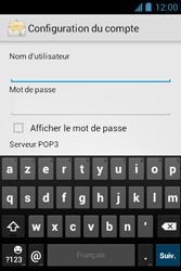 Bouygues Telecom Bs 351 - E-mails - Ajouter ou modifier un compte e-mail - Étape 8