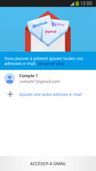 Samsung I9300 Galaxy S III - E-mail - Configuration manuelle (gmail) - Étape 13