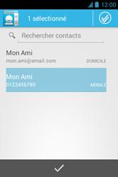 Bouygues Telecom Bs 351 - Contact, Appels, SMS/MMS - Envoyer un MMS - Étape 7