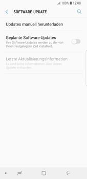 Samsung Galaxy S9 - Software - Installieren von Software-Updates - Schritt 6