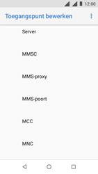 Nokia 1 - MMS - Handmatig instellen - Stap 11