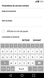 LG G5 - E-mails - Ajouter ou modifier un compte e-mail - Étape 12