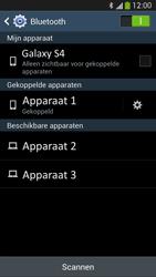 Samsung I9505 Galaxy S IV LTE - bluetooth - headset, carkit verbinding - stap 8