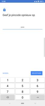 Sony xperia-10-plus - Beveiliging en privacy - automatische schermblokkering instellen - Stap 10