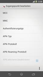 Sony Xperia Z1 - Internet - Apn-Einstellungen - 16 / 20