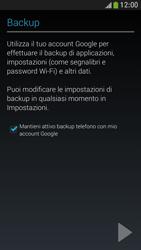 Samsung Galaxy S 4 Mini LTE - Applicazioni - Configurazione del negozio applicazioni - Fase 23