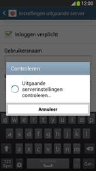 Samsung G386F Galaxy Core LTE - E-mail - e-mail instellen: IMAP (aanbevolen) - Stap 16