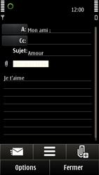 Nokia E7-00 - E-mail - envoyer un e-mail - Étape 11