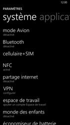 Nokia Lumia 930 - Internet et connexion - Partager votre connexion en Wi-Fi - Étape 4
