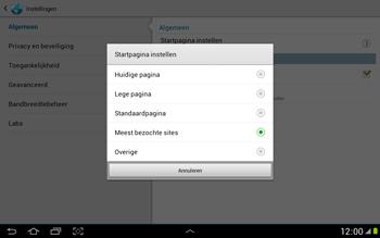 Samsung N8000 Galaxy Note 10-1 - Internet - Handmatig instellen - Stap 22