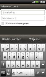 HTC S510b Rhyme - E-mail - handmatig instellen - Stap 6