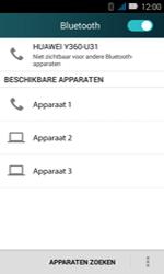 Huawei Y3 - bluetooth - aanzetten - stap 6