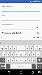 Sony Xperia X - E-Mail - Konto einrichten - 19 / 25