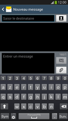 Samsung I9295 Galaxy S IV Active - MMS - envoi d'images - Étape 4
