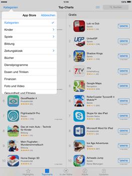 Apple iPad Air iOS 8 - Apps - Installieren von Apps - Schritt 7