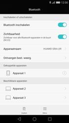 Huawei P8 - Bluetooth - koppelen met ander apparaat - Stap 9