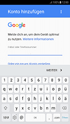 Samsung Galaxy J3 (2017) - E-Mail - 032a. Email wizard - Gmail - Schritt 10