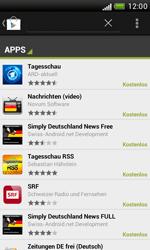HTC Desire X - Apps - Herunterladen - 6 / 25