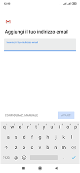 Xiaomi Mi Mix 3 5G - E-mail - configurazione manuale - Fase 8
