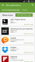Samsung Galaxy S 5 - Applications - Comment vérifier les mises à jour des applications - Étape 6