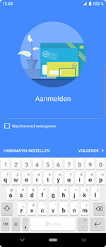 Sony Xperia 10 - E-mail - handmatig instellen - Stap 9