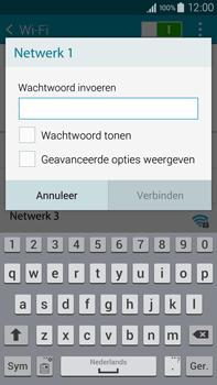 Samsung Galaxy Note 4 - wifi - handmatig instellen - stap 7