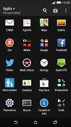 HTC Desire 816 - E-mails - Ajouter ou modifier un compte e-mail - Étape 3