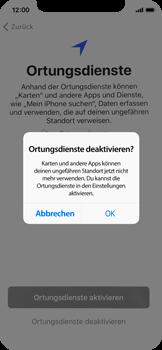 Apple iPhone X - iOS 11 - Persönliche Einstellungen von einem alten iPhone übertragen - 20 / 40
