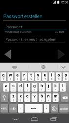 Huawei Ascend P6 - Apps - Einrichten des App Stores - Schritt 10