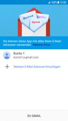 Samsung Galaxy S7 - Android Nougat - E-Mail - Konto einrichten (gmail) - Schritt 15