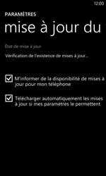 Nokia Lumia 1020 - Logiciels - Installation de mises à jour - Étape 6