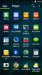 Acer Liquid Z410 - SMS - Handmatig instellen - Stap 3