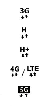 Samsung Galaxy A51 5G - Premiers pas - Comprendre les icônes affichés - Étape 7