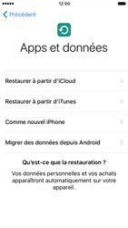 Apple iPhone 7 - Premiers pas - Créer un compte - Étape 17