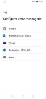 Huawei P Smart 2020 - E-mails - Ajouter ou modifier votre compte Gmail - Étape 7
