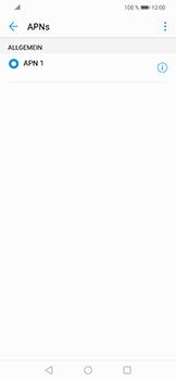 Huawei Nova 3 - Internet - Apn-Einstellungen - 10 / 26