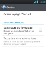 LG P700 Optimus L7 - Internet - configuration manuelle - Étape 20