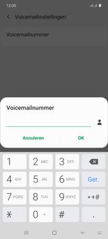 Samsung galaxy-s10-lite-dual-sim-sm-g770f - Voicemail - Handmatig instellen - Stap 10