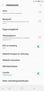 Samsung Galaxy J6 Plus - wifi - schakel Wi-Fi Assistentie uit - stap 6