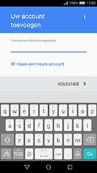 Huawei Y6 (2017) - E-mail - Handmatig instellen (gmail) - Stap 9