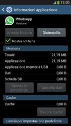 Samsung Galaxy S 4 Mini LTE - Applicazioni - Come disinstallare un