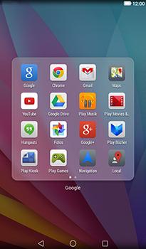 Huawei MediaPad T1 (7.0) - E-Mail - Konto einrichten (gmail) - Schritt 3
