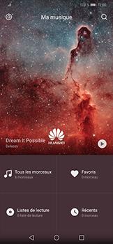 Huawei Mate 20 lite - Photos, vidéos, musique - Ecouter de la musique - Étape 3