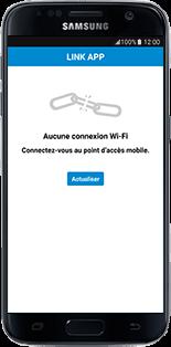 Alcatel MiFi Y900 - Prise en main - Connection du modem à votre smartphone ou tablette - Étape 5