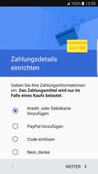 Samsung Galaxy S7 Edge - Apps - Einrichten des App Stores - Schritt 17