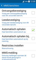 Samsung G388F Galaxy Xcover 3 - MMS - probleem met ontvangen - Stap 9