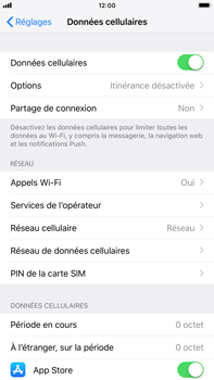 Apple iPhone 8 Plus - iOS 12 - Internet - Configuration manuelle - Étape 4