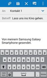 Samsung Galaxy J1 - E-Mail - E-Mail versenden - 9 / 20
