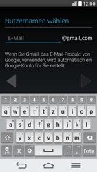 LG D620 G2 mini - Apps - Konto anlegen und einrichten - Schritt 7