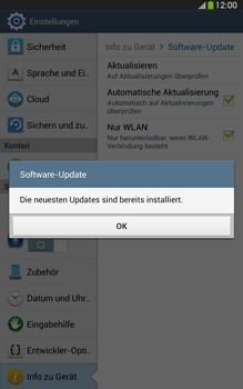 Samsung Galaxy Tab 3 8-0 LTE - Software - Installieren von Software-Updates - Schritt 10